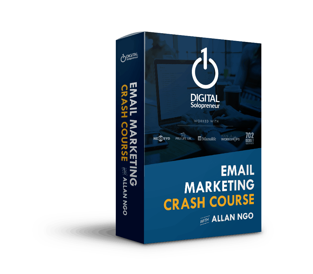 Email Marketing Crash Course by Digital Solopreneur